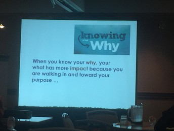 Knowing Your Why Gives Purpose to Your What