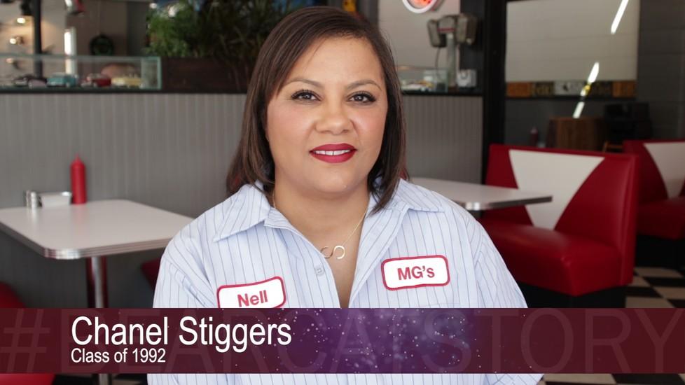 Chanel Stiggers' #BearcatStory