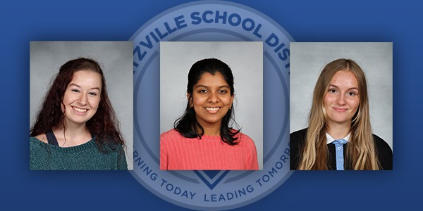 WSD Students Selected to Attend American Legion Auxiliary Girls State