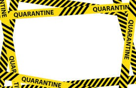 All returned books will be quarantined.
