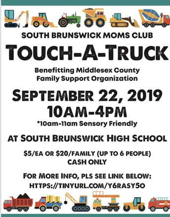 Touch-A-Truck Event to support Children with Disabilities