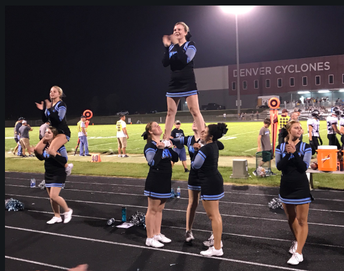 NFV Cheerleaders