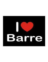 Love is at the Barre