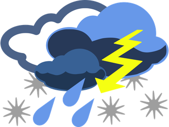 Information about weather-related school closings