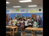 Trexler Middle School Speech Competition
