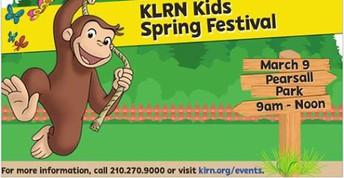 KLRN Kids Spring Festival