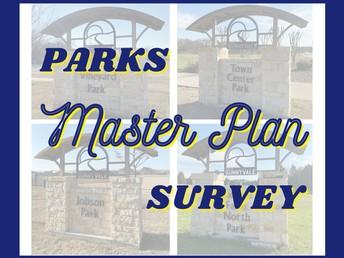 Parks Master Plan Survey