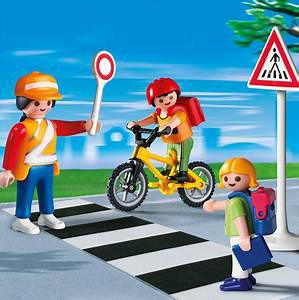 Crossing Guards at WRE