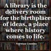 It's also National Library Lover's Month!