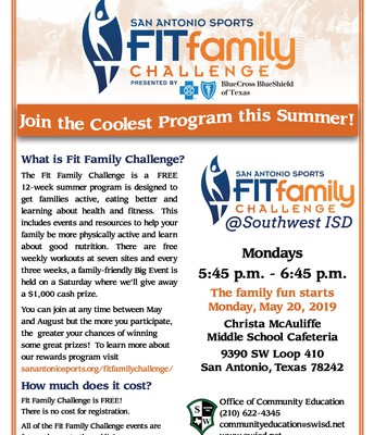 Fit Family Challenge