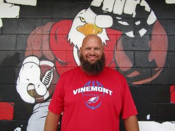 Coach Stephen Robinson