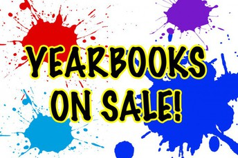 Purchase Your Yearbook Now!!