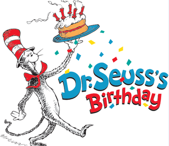 Dr. Suess Birthday March 2nd