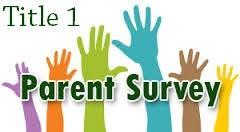 Title I and Parental Involvement Survey
