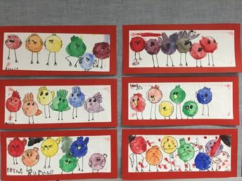 RA 1st Grade Birds