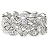 Stackable Deco Ring - Size 5