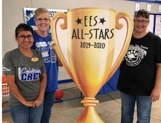 All Star Team of the Week: Cafeteria Ladies