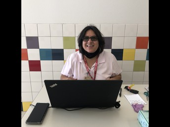 Linda Perez, Parent Support Specialist / Especialista de Familias