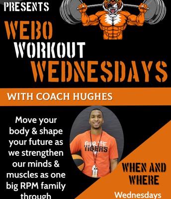 WEBO Workout Wednesdays