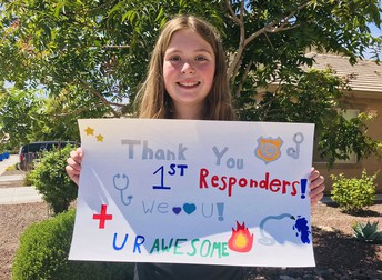 Support for First Responders
