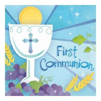 1st Eucharist important dates