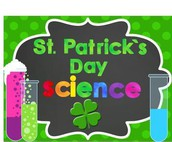 St. Patrick's Day Science Fun