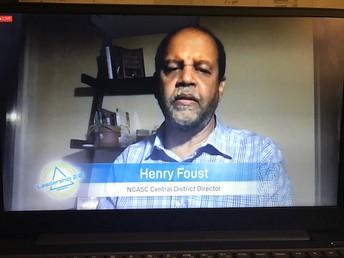 Mr. Henry Foust, Central District Director