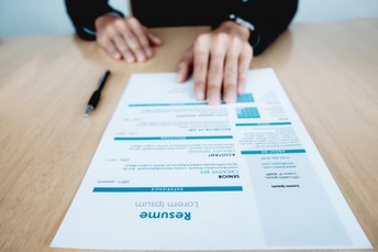 Resumes   Building the Professional You