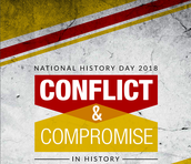 "Ohio History Day Competition: This year's theme is ""Conflict and Compromise in History""."