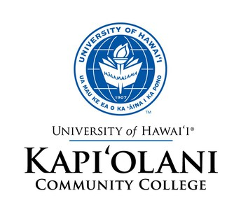 Kapiʻolani Community College seal.