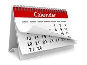 Cap Sante Calendar