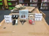 Cardboard Challenge Makerspace