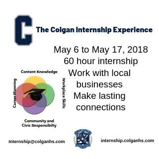 Colgan Internship Experience