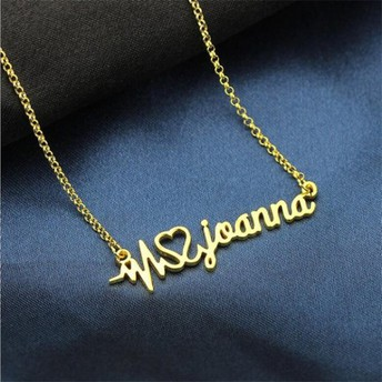 Urban History and Current Trend of Name Necklace