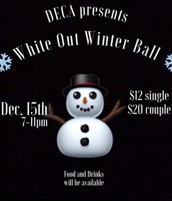 White Out Winter Ball