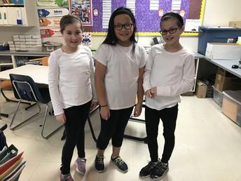 4th Grade Triplets!