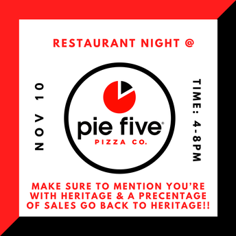 🍕Restaurant Night@ pie five