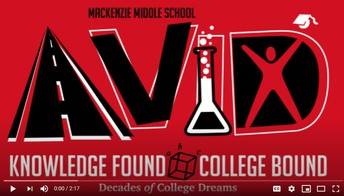 Sign Up For AVID!