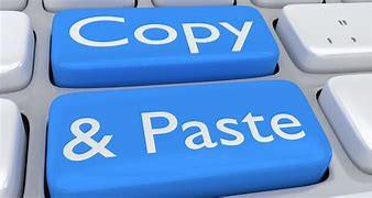 Copy & Paste Like a Boss