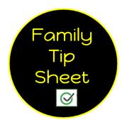 Family Tip Sheet