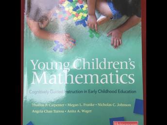 Young Children's Mathematics book
