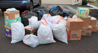 Thank You for Supporting Our Recent Cradles to Crayons Drive