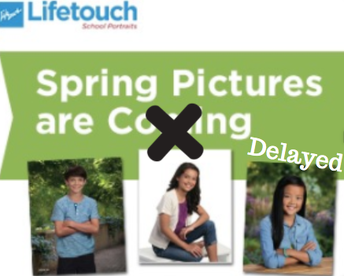 WHERE, OH WHERE, ARE MY SPRING PICTURES?