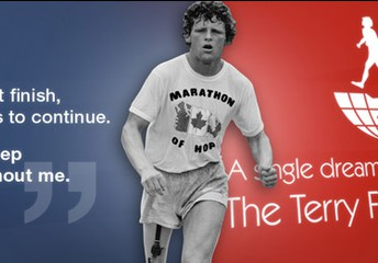 Terry Fox Run     Friday September 13th @ 2:00 pm