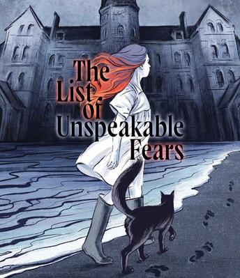 The List of Unspeakable Fears by J. Kasper Kramer