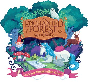 Enchanted Forest Book Fair at Grace December 3-7