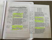 Focused text annotation (CVM)
