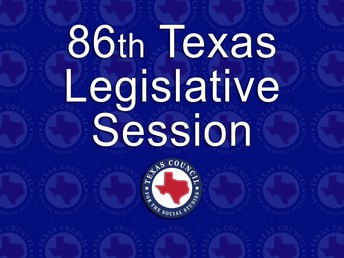 TCSS Advocacy - 86th Texas Legislature - Updates
