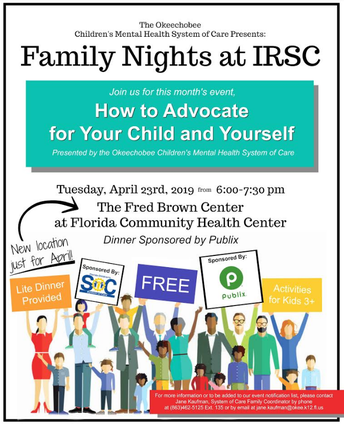 IRSC Family Night