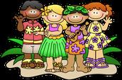 Spirit Day ~ Hawaiian Day